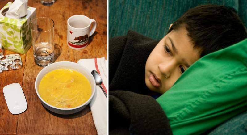 Chrípka mierne ustupuje, najviac choré sú najmenšie deti! Ako spoznáte chrípku a ako môžete dieťaťu pomôcť doma?