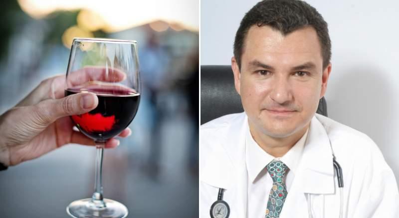 Kardiológ: Pohár vína nám život nepredĺži. Radšej však pohár denne, ako celú týždennú dávku dobehnúť v piatok večer