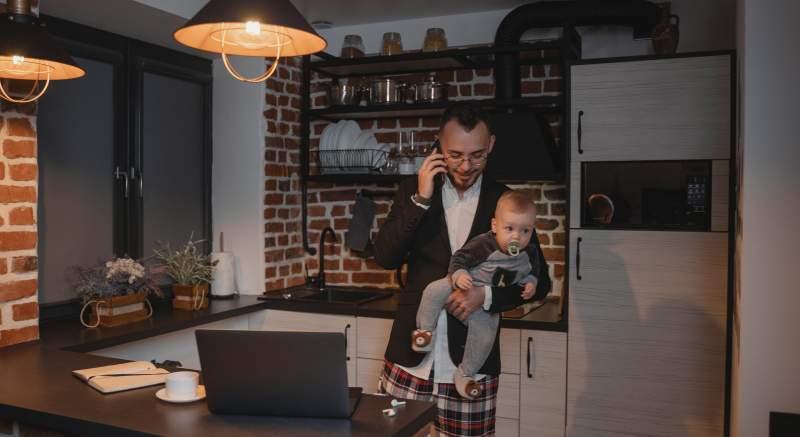 Pracujete z domu? 6 rád, ako si udržať zdravú rovnováhu medzi prácou a oddychom