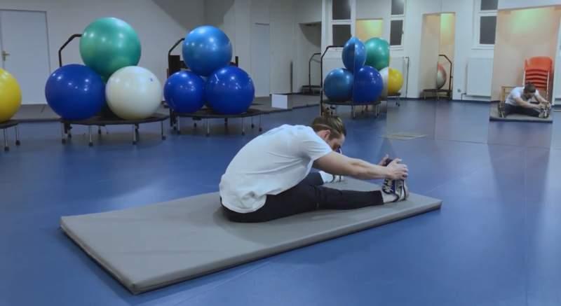 Precvičte si hamstringy: Small talk o svaloch medzi kolenom a panvou