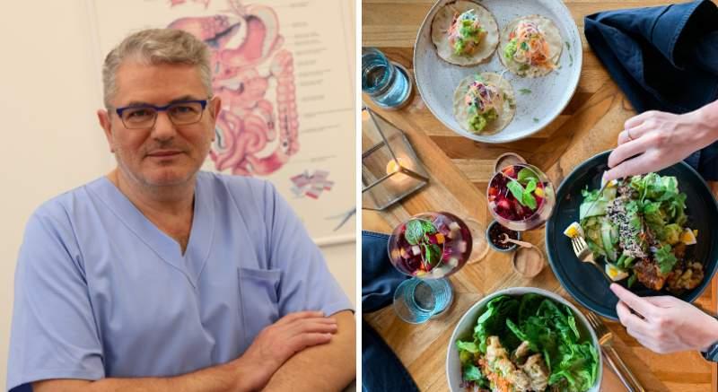 Gastroenterológ: Treba jesť vtedy, keď je človek aktívny nielen fyzicky, ale aj psychicky